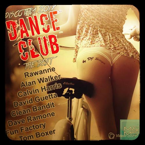 VA - Дискотека Dance Club. The Best - 2017