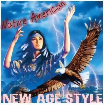 New Age Style - Native American 1-3