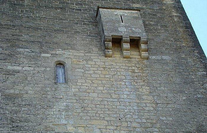 Осадная хитрость: «Туалет на крепостной стене».